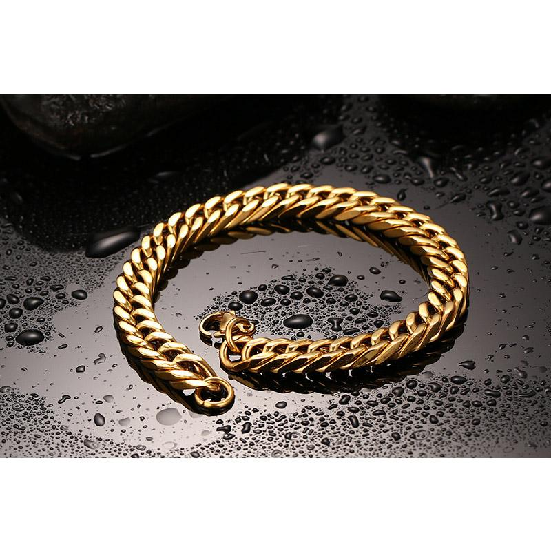 Hand Chain Stainless Steel  Bracelet for Men
