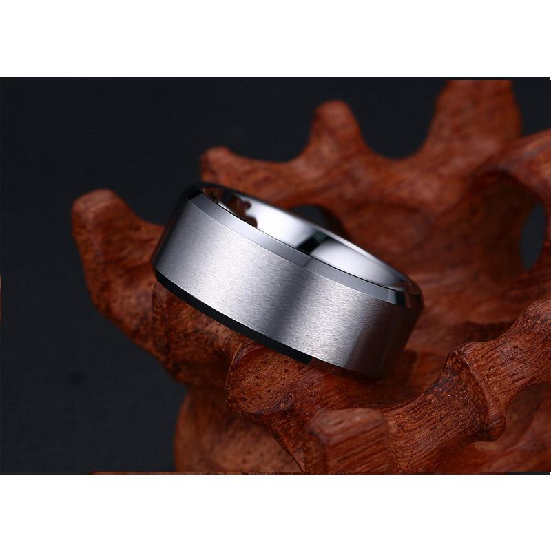 Classic Tungsten Carbide Ring