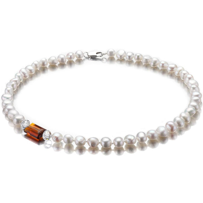 Lihua Baroque Pearl Necklace
