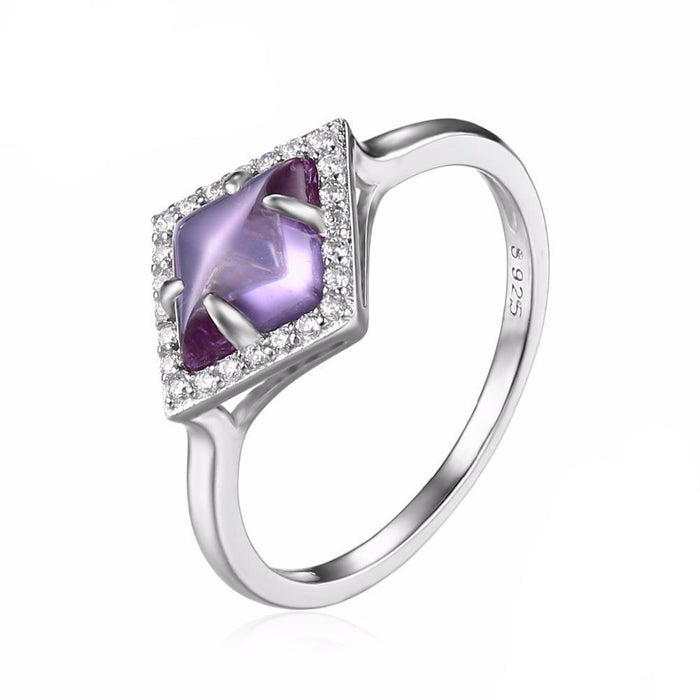 Bernyce Fancy Alexandrite Ring