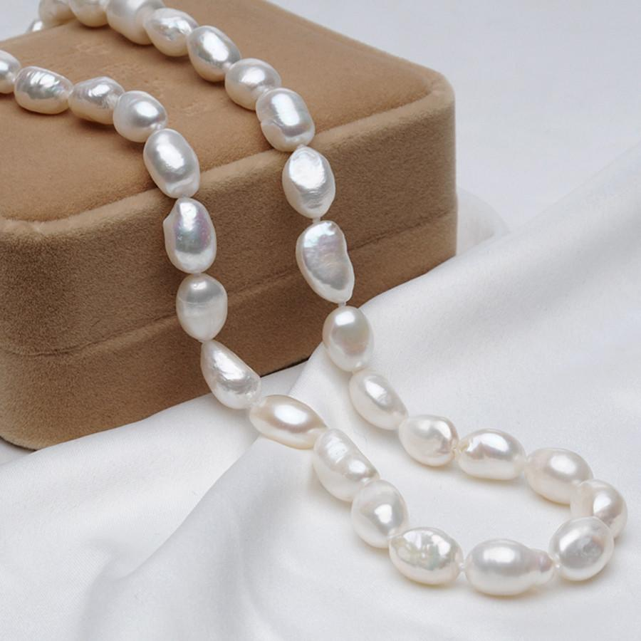 Jia Baroque Pearl Necklace