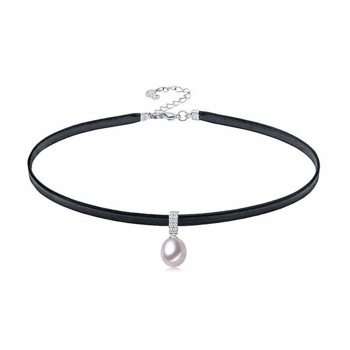 Huifang Choker Pearl Necklace
