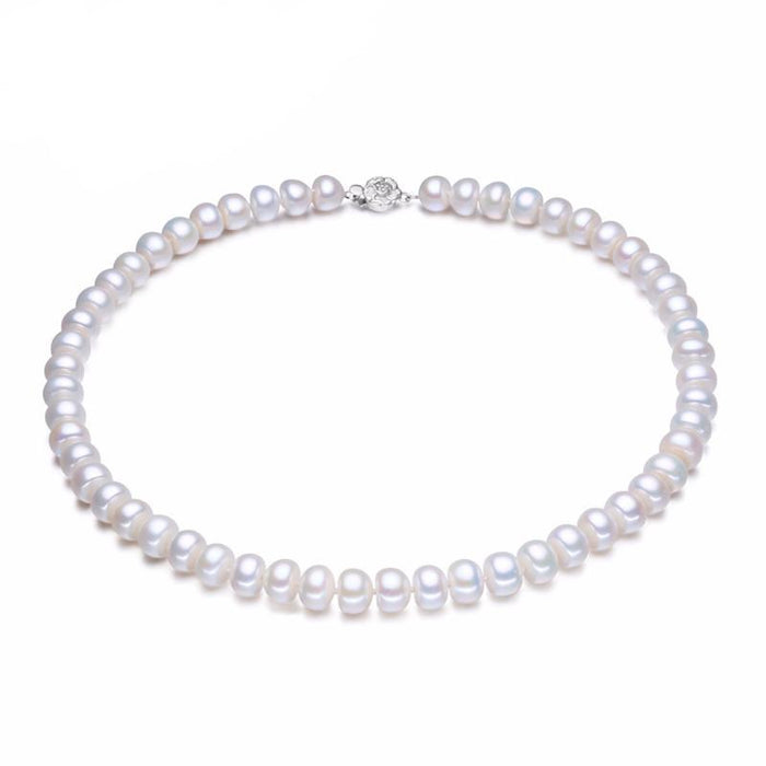 Huidai Vintage Pearl Necklace