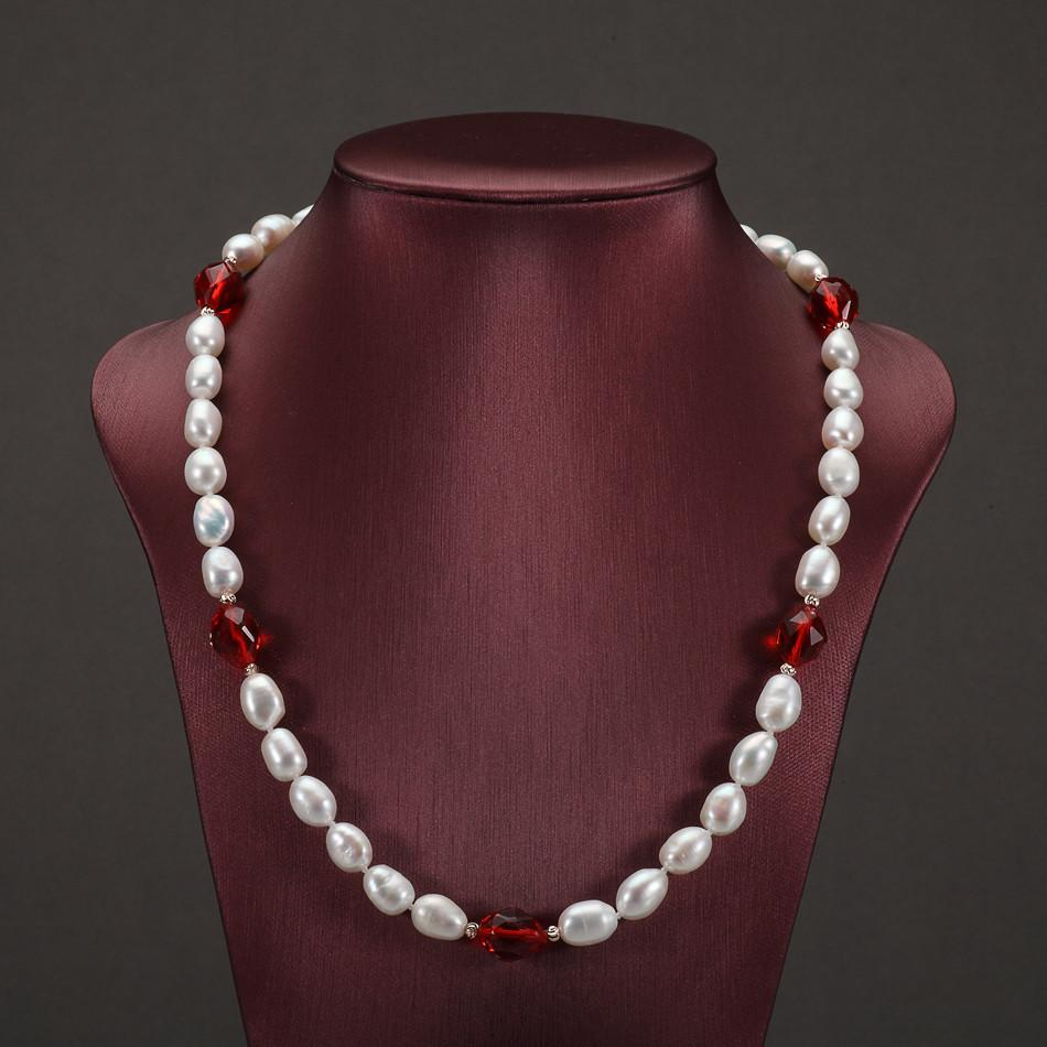 Liling Baroque Pearl Necklace