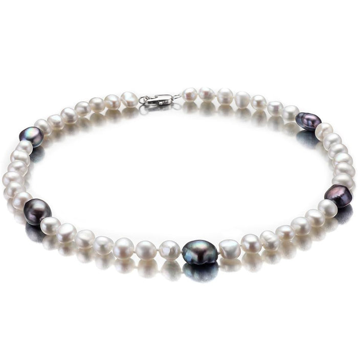 Lifen Baroque Pearl Necklace