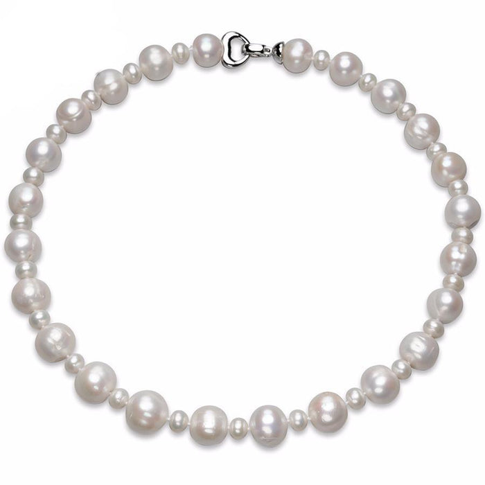 Lian Potato Pearl Necklace