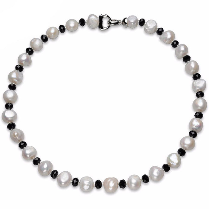 Lanying Baroque Pearl Necklace