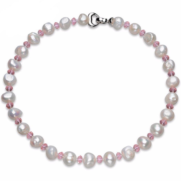 Jun Baroque Pearl Necklace