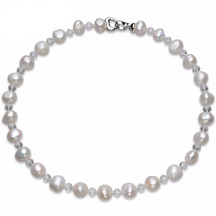 Jingfei Baroque Pearl Necklace