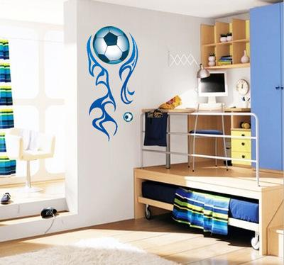 Football Bedroom Wall Stickers