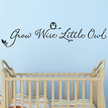 Grow Wise Wall Stickers