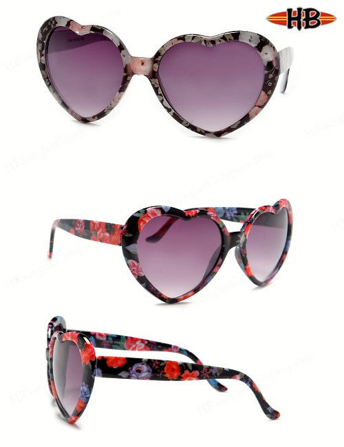 LOVESTRUCK FLORAL - HB Sunglass Company