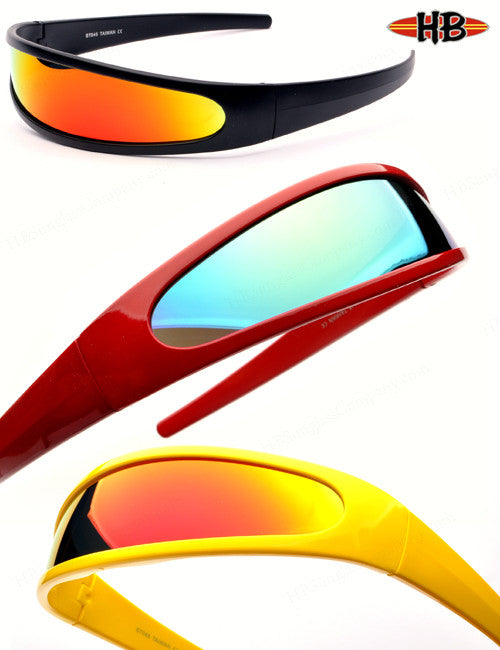 THRILL RV - HB Sunglass Company