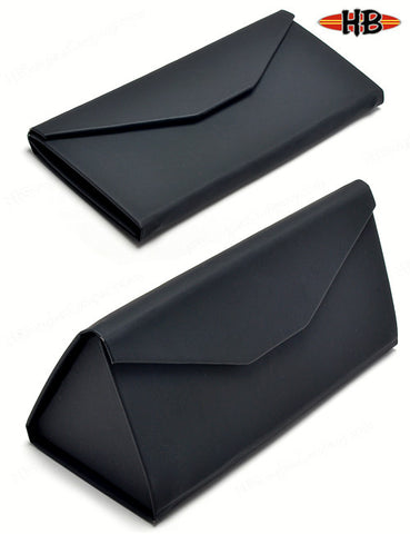 TRIANGULAR FOLDABLE CASE - HB Sunglass Company
