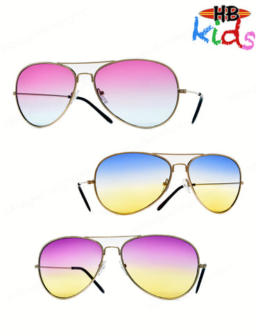 KIDS AVIATOR OMBRE