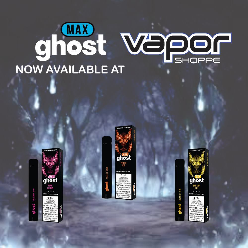 Ghost MAX Now Available