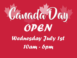 Canada Day Hours