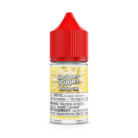 Dripper Ripper Salts Banana Cream