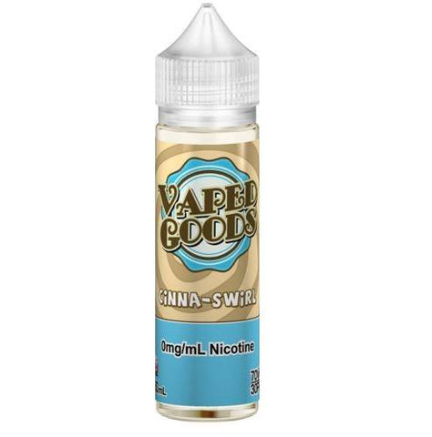 Vaped Goods Cinna-Swirl