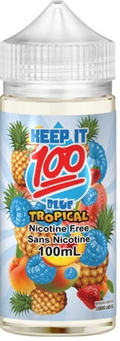 Keep It 100 Blue Tropical