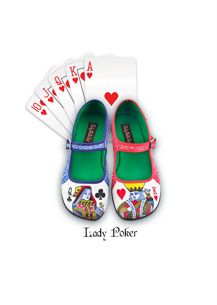 Chocolaticas Lady Poker