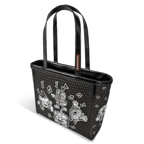 Chocolaticas® Cartoon Women's Tote Bag