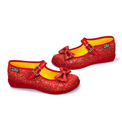 Chocolaticas® Dorothy Women's Mary Jane Flat