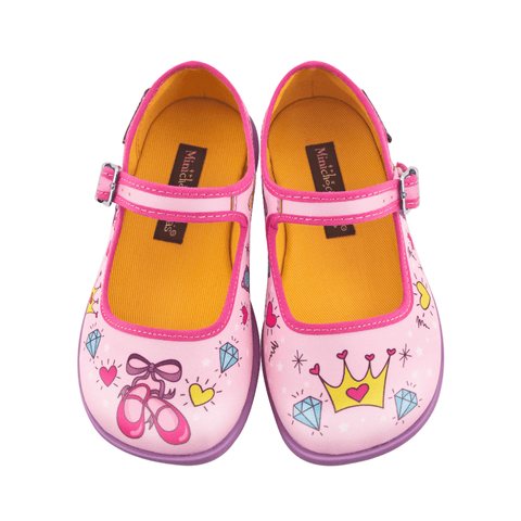Mini Chocolaticas® Princesa Girls Mary Jane Flat