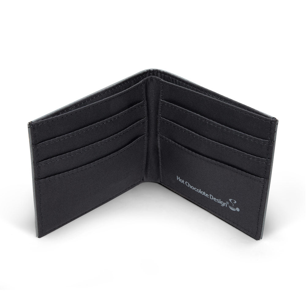 Chocolaticas® A Gentleman Til' Death Men's Wallet