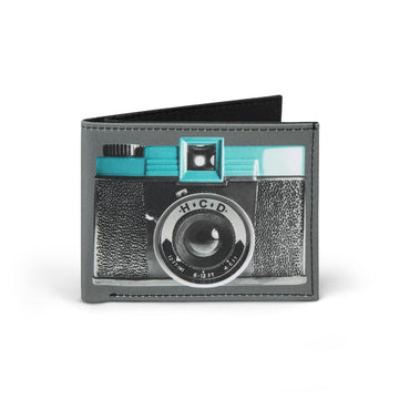 Chocolaticas® Camera Men's Wallet