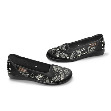 Chocolaticas® Fallen Angels Women's Slip-On