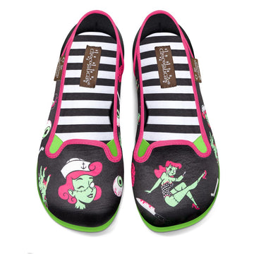 Chocolaticas® Hungry Ghouls Women's Slip-On