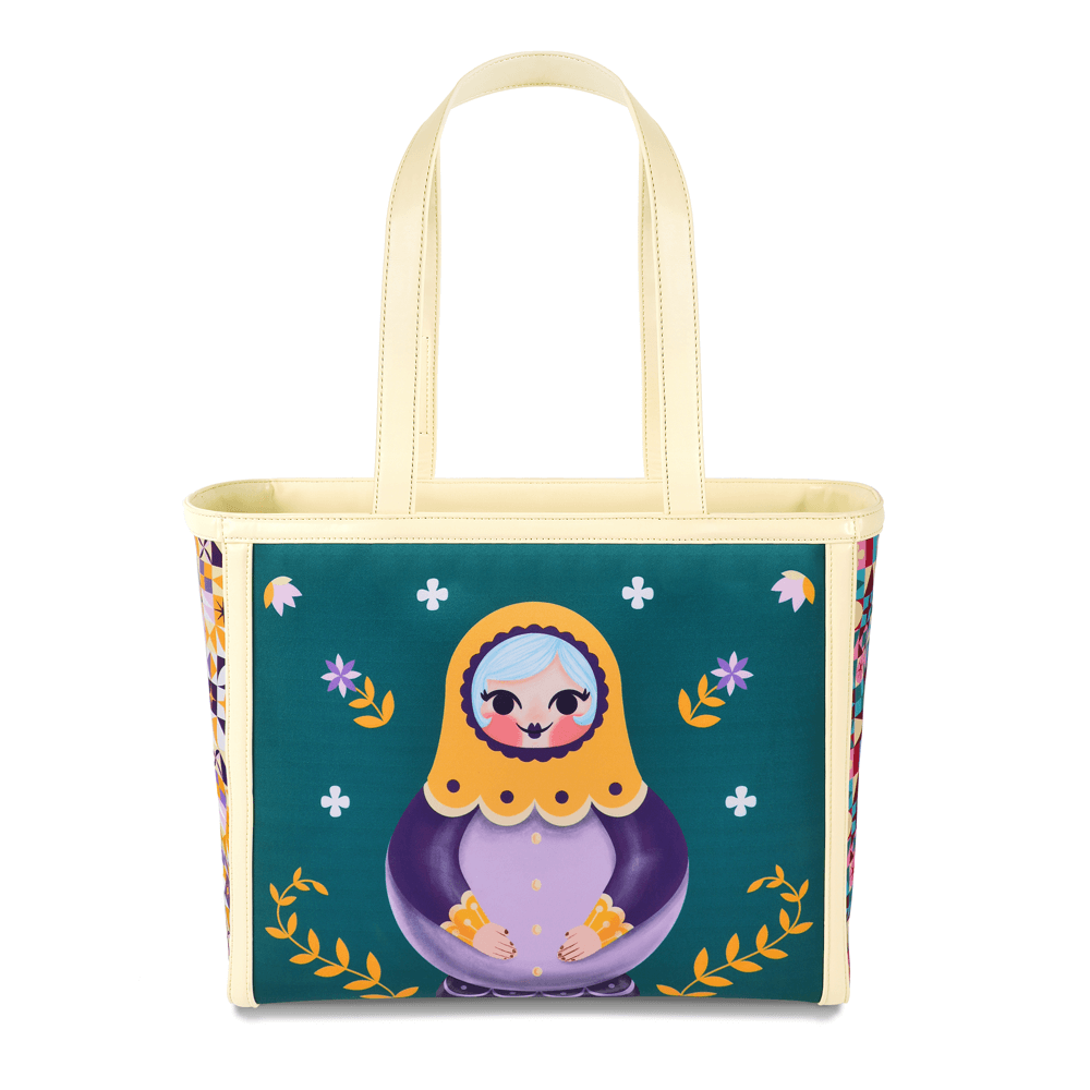 Chocolaticas® Matryoshka Women's Tote Bag