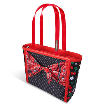Chocolaticas® Rockabilly Women's Tote Bag