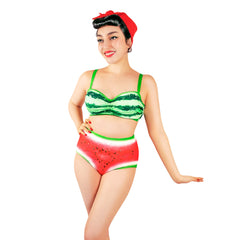Chocolaticas® Watermelon Women's Swimwear