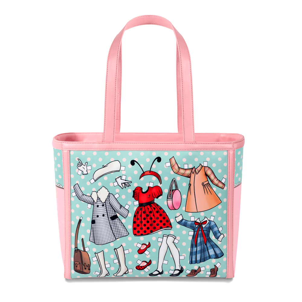 Chocolaticas® Paperdoll Women's Tote Bag