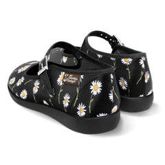 Chocolaticas® Daisy Women's Mary Jane Flat Shoes