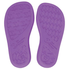 Mini Chocolaticas® Butterfly Girls Mary Jane Flat