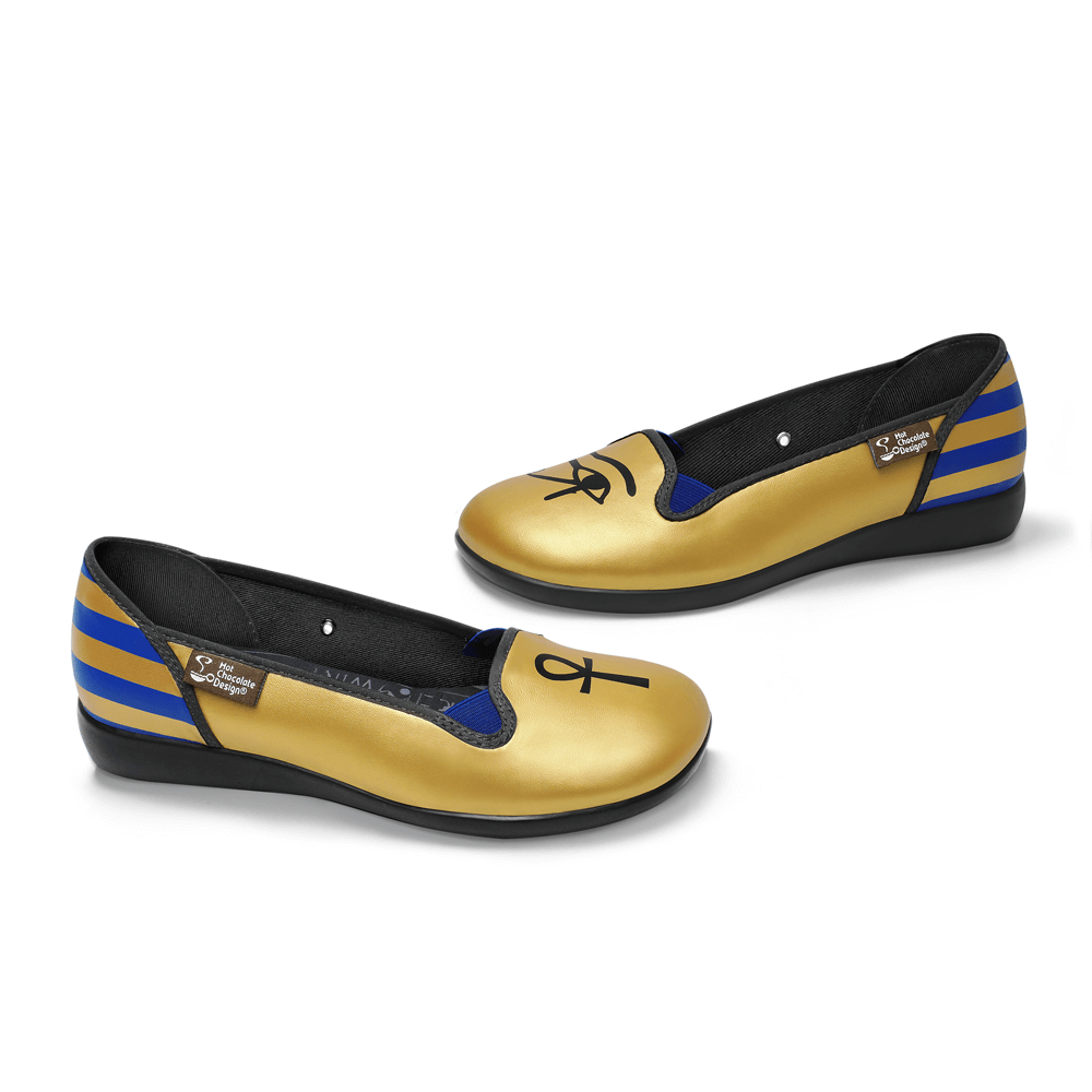 Chocolaticas® Egypt Women's Slip-On