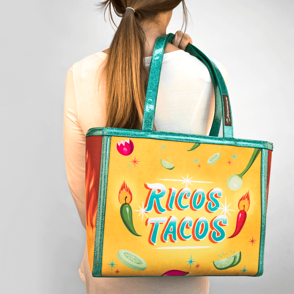 Chocolaticas® Tacos Women's Tote Bag