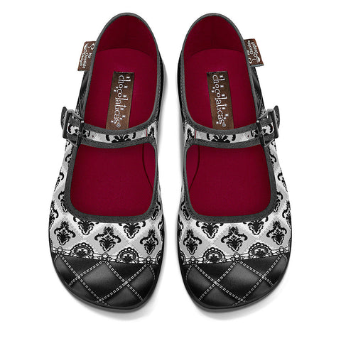 Chocolaticas® Gothic Lolita Women's Mary Jane Flat