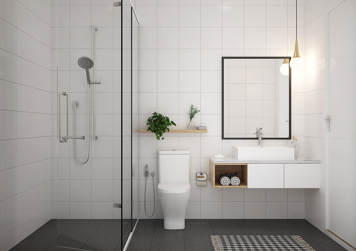 Transform your bathroom on a budget with these 5 tips