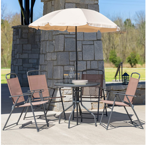 Affordable outdoor table