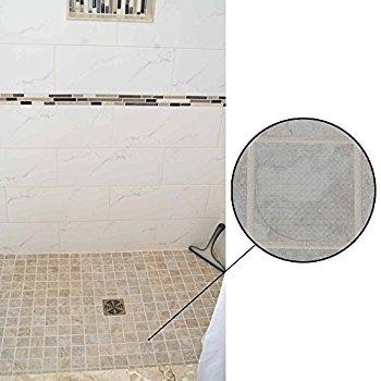 Anti-Slip Bath Tub Shower Stickers PVC-free and Gentle on Skin