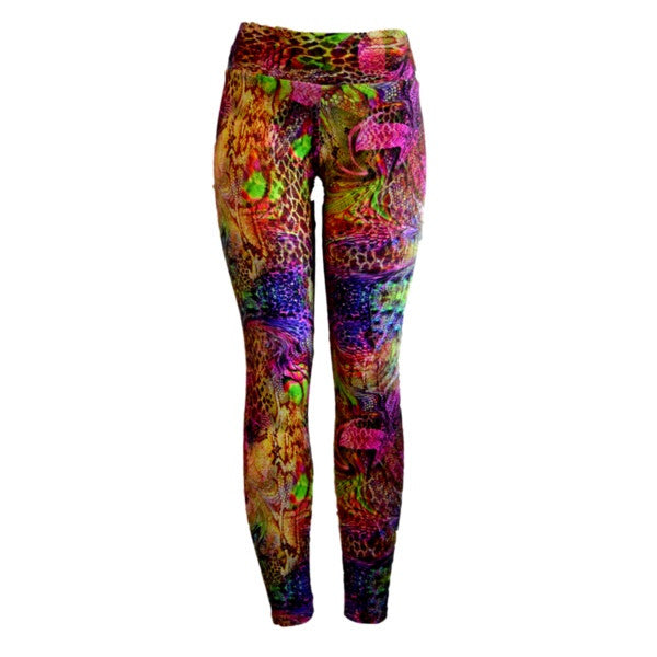 Reptile Forest Gym Leggings