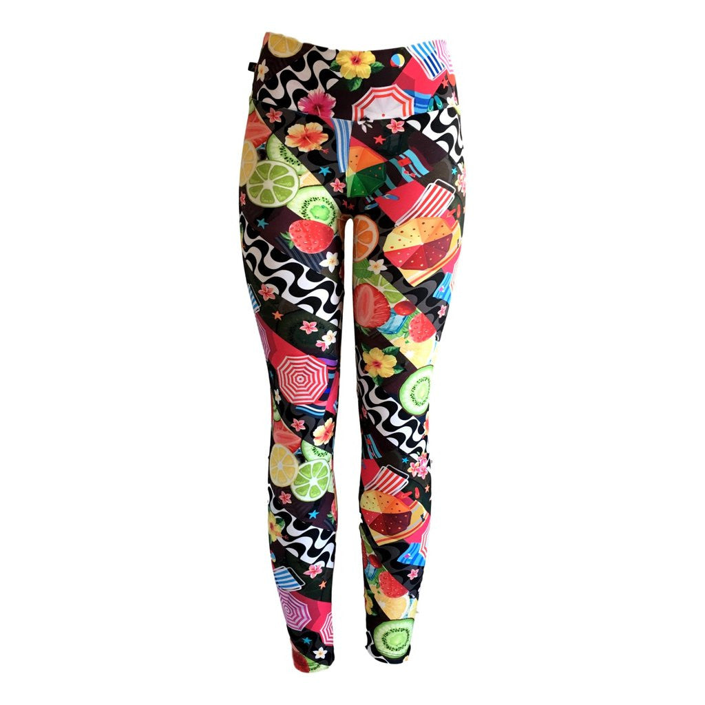 Let Me Take You To Rio Leggings