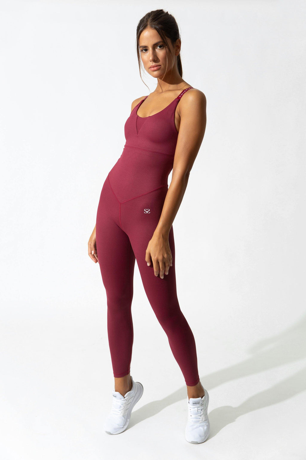 Topíssima Jumpsuit Serenity Cherry Red Snake