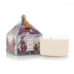 Seda France - Japanese Quince 3 Wick Candle - KeepYoungForever