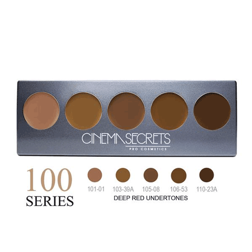 Cinema Secrets Ultimate Foundation 5-In-1 Palette 0.44 oz. (New Version) - 2