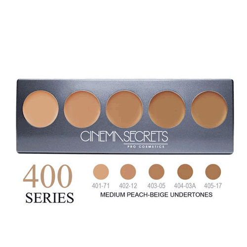 Cinema Secrets Ultimate Foundation 5-In-1 Palette 0.44 oz. (New Version) - 5